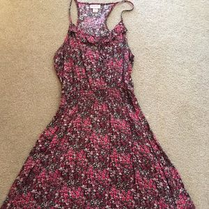 Mossimo tank top floral dress